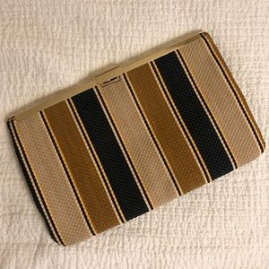 J. Crew clutch new with tags